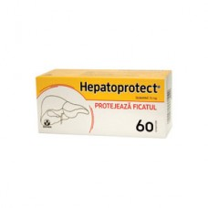 Hepatoprotect 60 cpr