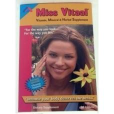Miss Vitaal 30 cpr