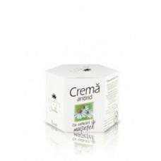 Crema antirid cu extract de musetel