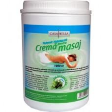 Crema masaj hidratanta cu alge marine