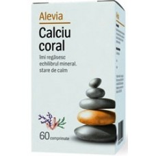 Calciu Coral 60cpr