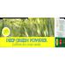 Deep Green Pulbere din Ovaz Verde, 30 pliculețe