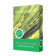Deep Green Pulbere din grau verde 150g